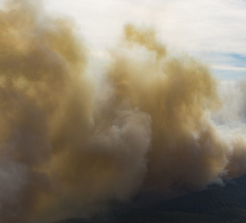 The tech side of bushfire preparedness