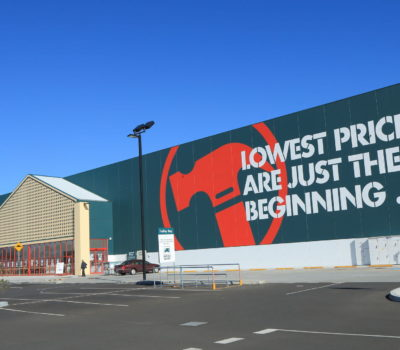 Bunnings - 41.2 million first quarter site visits